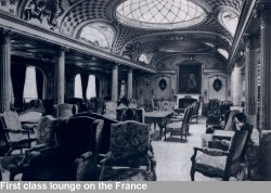 First Class Lounge, the France