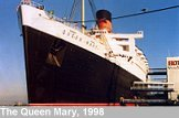 Queen Mary, today